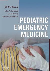 Pediatric Emergency Medicine - 1ed