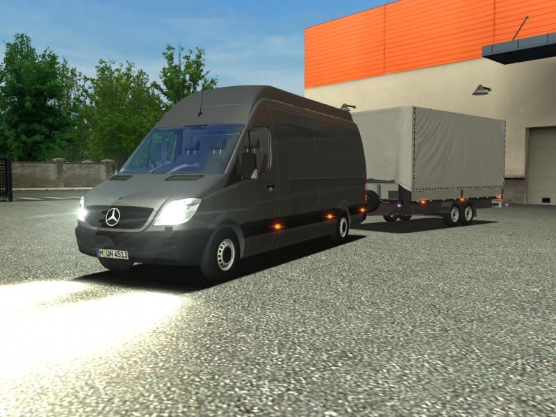 Mercedes Sprinter 311CDI-315CDI MAXI-ETS